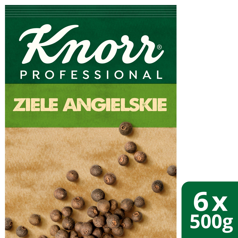Ziele angielskie z Meksyku Knorr Professional 0,5 kg -