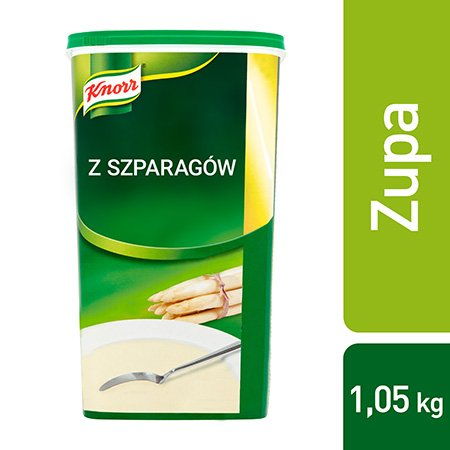 Zupa krem ze szparagów Knorr 1,05 kg