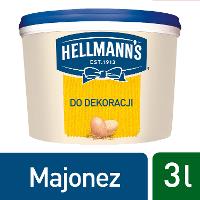 Hellmann's Majonez do dekoracji 3 l