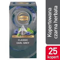 Lipton Pyramid Earl Grey 25 kopert