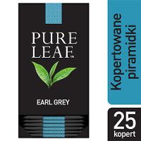 Pure Leaf Earl Grey 25 kopert