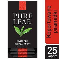 Pure Leaf English Breakfast 25 kopert