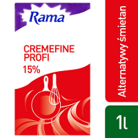 RAMA Cremefine Profi do zup i sosów (15%) 1 l