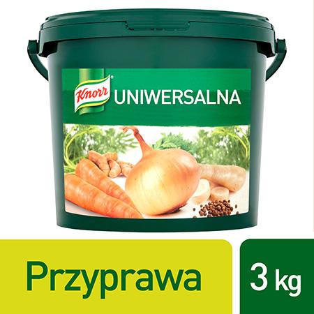Knorr Delikat Przyprawa Uniwersalna w opakowaniu 3 kg