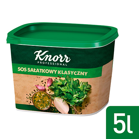 Knorr Sos sałatkowy klasyczny 100% naturalnych składników 0,5 kg -
