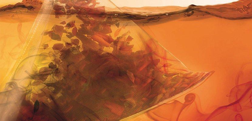 Lipton Piramida Earl Grey (Herbata czarna z aromatem bergamotki) - Pełnia smaku dzięki piramidalnej torebce