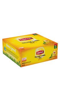 Lipton Yellow Label 100 kopert