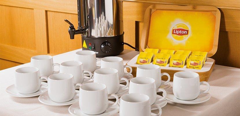 Lipton Yellow Label 100 kopert - Dostosowane do Twoich potrzeb materiały wsparcia sprzedaży