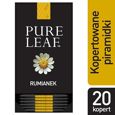 Pure Leaf Camomile 20 kopert - Zapoznaj się z naszymi akcesoriami i oczaruj swoich gości niecodziennym rytuałem.