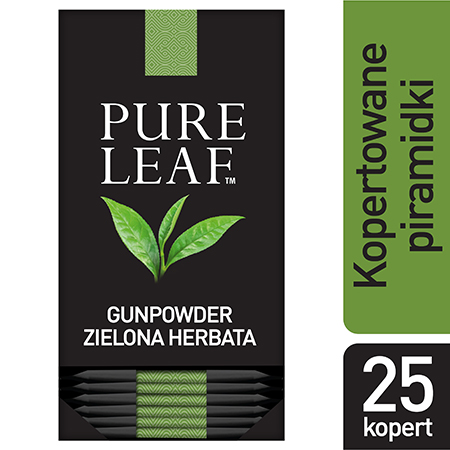 Pure Leaf Green Gunpowder 25 kopert