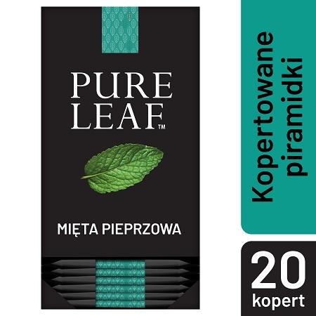 Pure Leaf Peppermint 20 kopert - Zapoznaj się z naszymi akcesoriami i oczaruj swoich gości niecodziennym rytuałem.