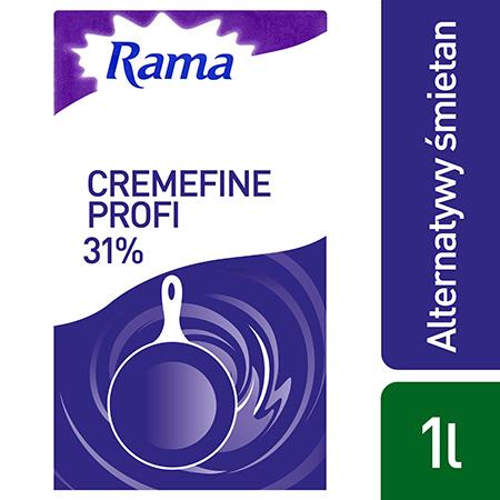Rama Cremefine Profi  Wielofunkcyjna (31%) 1 l