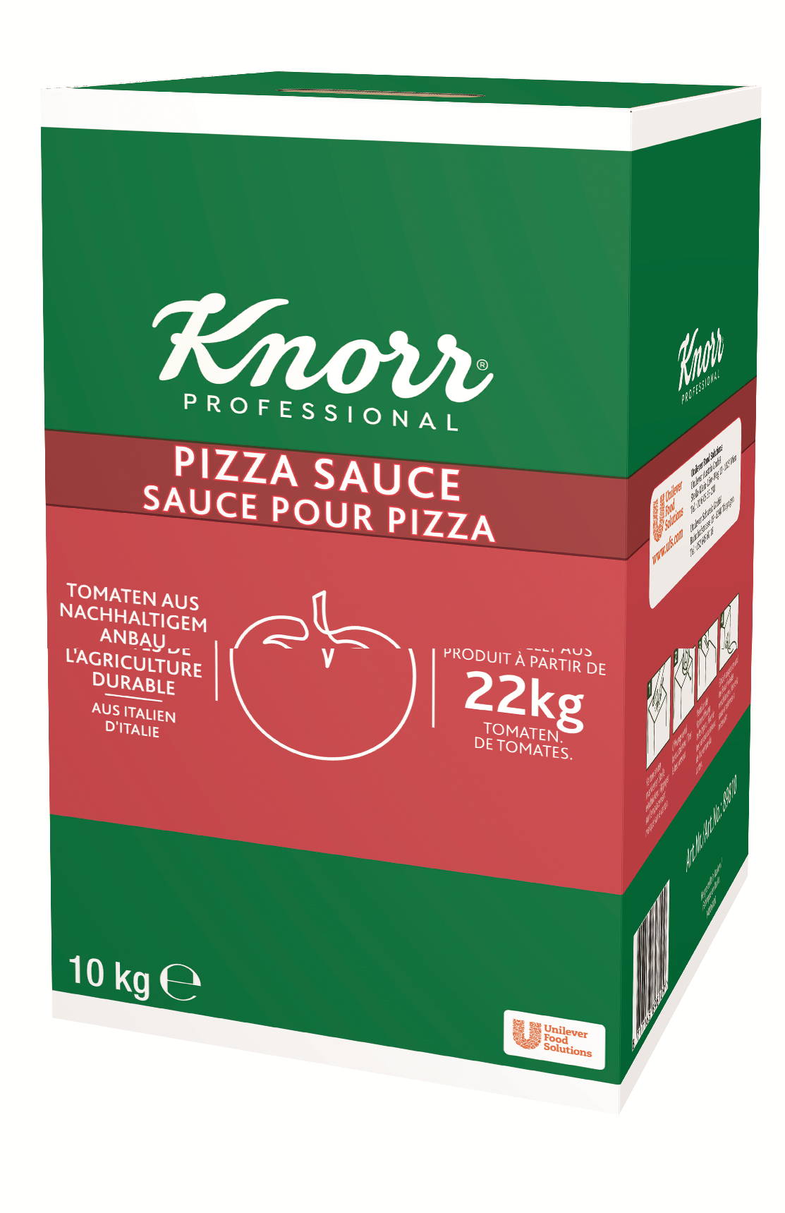 Sos do pizzy Knorr Professional -