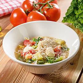 Ribollita - toskańska zupa z fasolą