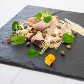 Vitello tonnato – Cielęcina z sosem tuńczykowym