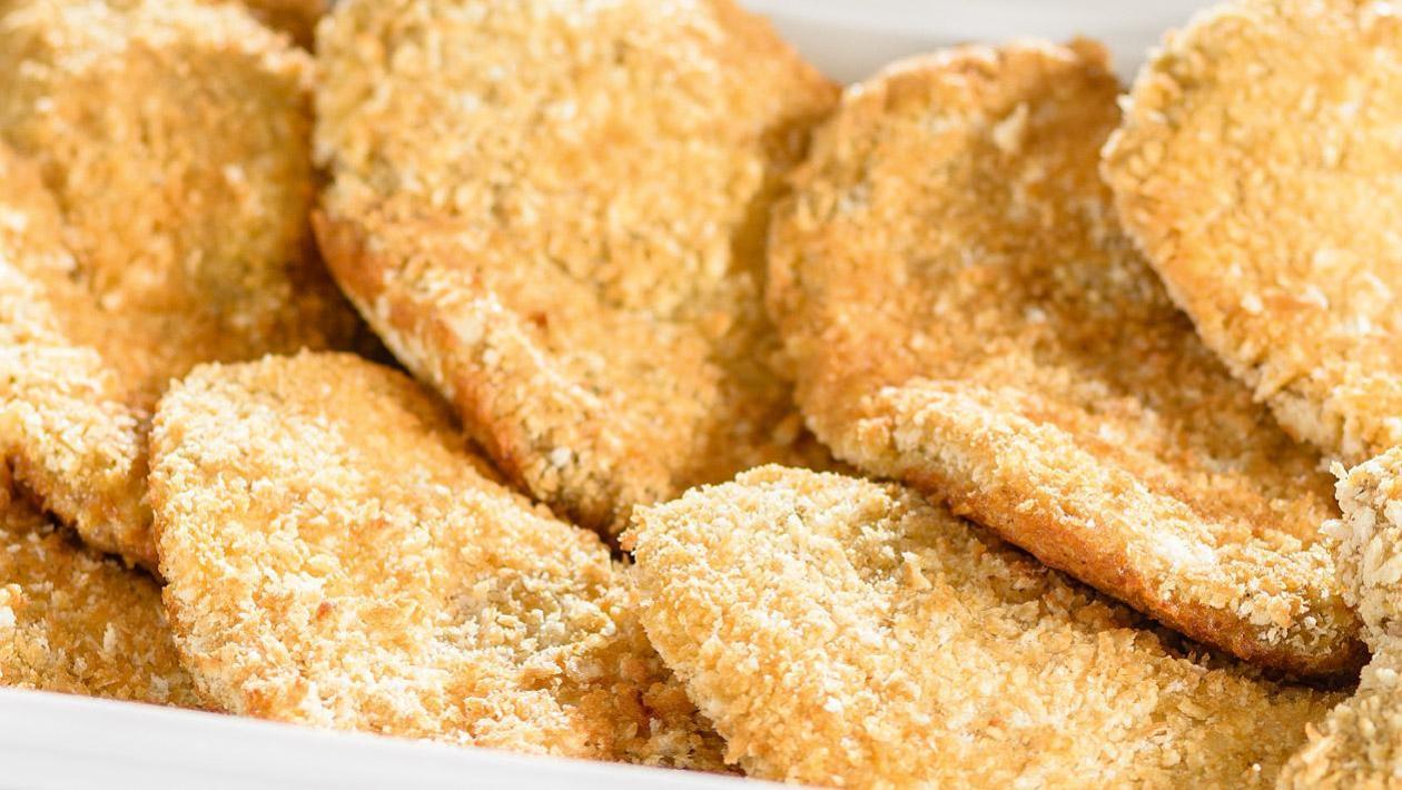 Filet z kurczaka panierowany w panko