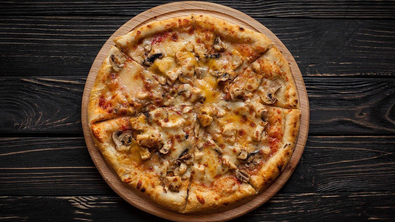 Pizza Fungi – z grzybami