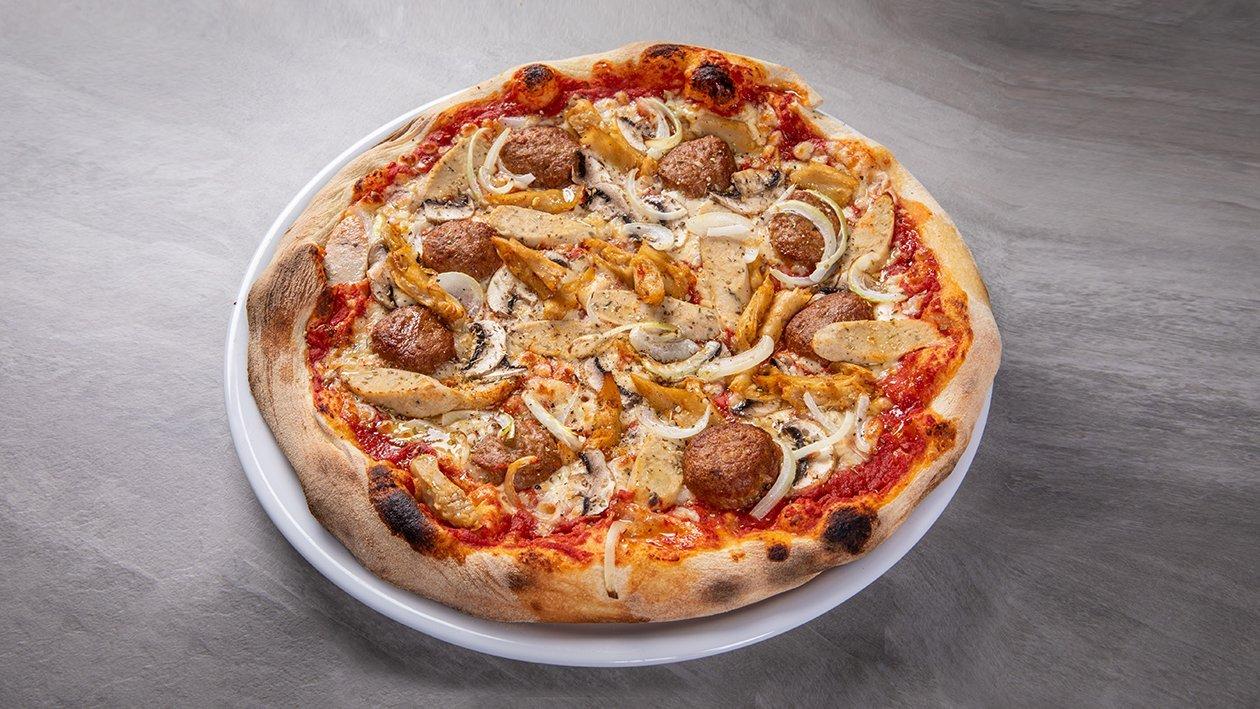 Pizza  wegetariańska - Wiejska