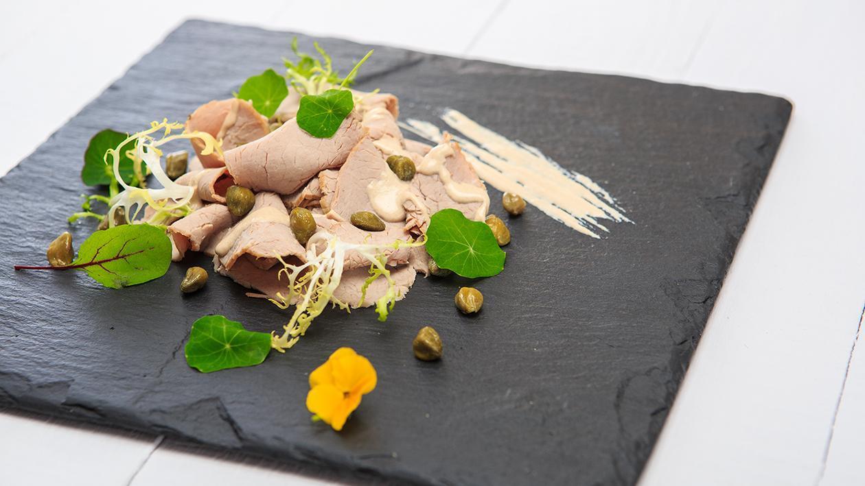 Vitello Tonnato Cielecina Z Sosem Tunczykowym Unilever Food