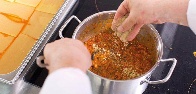 Knorr Klare Suppe rein pflanzlich 50 KG - Vegetarische Gerichte brauchen Pfiff.