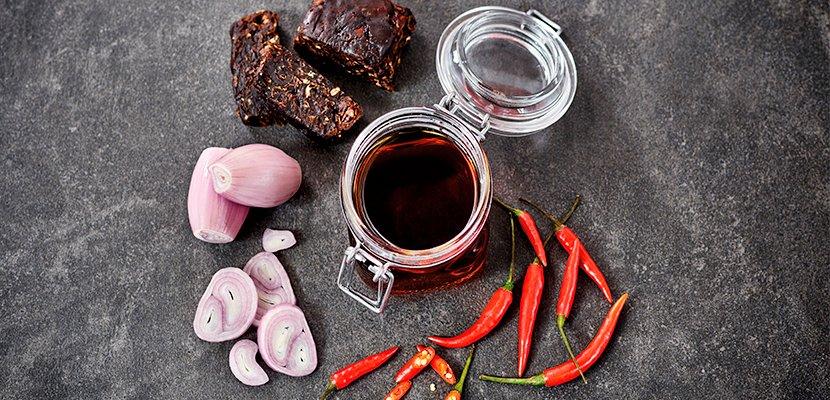 Knorr Thai Sweet Chilli Jam 920 g - Authentische thailändische Rezeptur