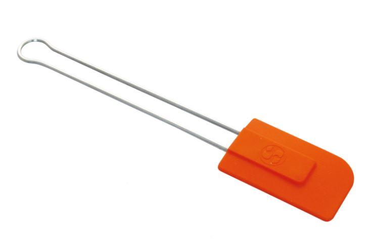 SCHNEIDER Stielschaber Silikon, 28,5 cm