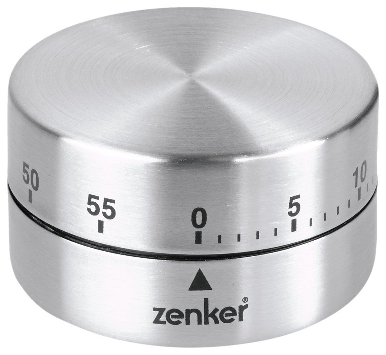 ZENKER Kurzzeitwecker Zylinder INOX