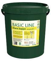 Basic Line Klare Suppe rein pflanzlich 12,5 KG -