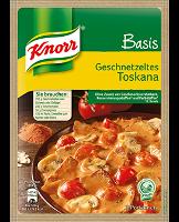 Knorr Basis Geschnetzeltes Toskana 3 Portionen -