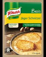 Knorr Basis Jäger Schnitzel 3 Portionen -