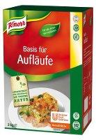 Knorr Basis Mix für Aufläufe 3 KG -