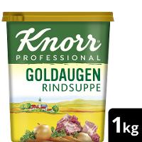 Knorr Professional Goldaugen Rindsuppe 1 KG - Knorr Goldaugen Rindsuppe – das österreichische Original.