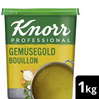 Knorr Professional Gemüsegold Bouillon 1 KG -