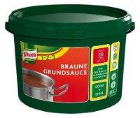 Knorr Braune Grundsauce 2 KG - Angesagtes für deine Speisekarte.