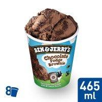 Ben & Jerry's Eis Chocolate Fudge Brownie 100 ml -