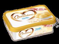 Cremissimo Vanille Leicht Familienpackung Eis 1L -