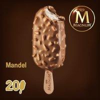 Magnum Mandel Eis am Stiel 120ml -