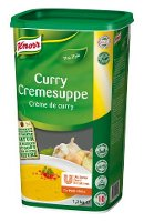 Knorr Curry Cremesuppe 1 x 1,2 KG -