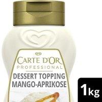 Carte D'Or Dessert Topping Mango-Aprikose/Marille 1 KG -