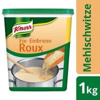 Knorr Fix- Einbrenn Roux 1 KG -
