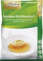 Caterline Gemüse-Grießnockerl 1,65 KG (50 Stk. á ca. 33 g) -