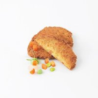 Caterline Gemüse-Schnitzel 2,5 KG (33 Stk. à ca. 75 g) -