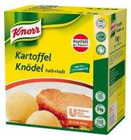 Knorr Kartoffel-Knödel halb+halb 3 KG -