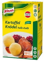 Knorr Kartoffel-Knödel halb+halb 5 KG -