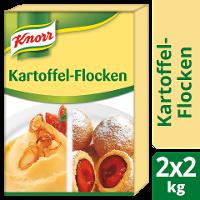 Knorr Kartoffelflocken für Püree und Teig 4 KG - Knorr Kartoffel-Flocken – die qualitative, schnelle und gelingsichere Basis für vielseitige Anwendungen.