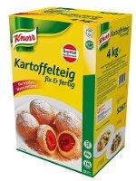 Knorr Kartoffelteig fix & fertig 1 x 4 KG -