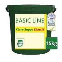 Basic Line Klare Suppe Klassik 15 KG -