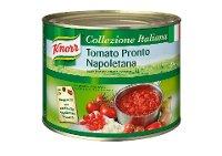 Knorr Tomato Pronto Napoletana 6 x 2 KG - Knorr Tomato Pronto Napoletana – Spart Arbeitsschritte und Zeit.