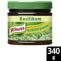 Knorr Primerba / Mis en Place Basilikum 340g -