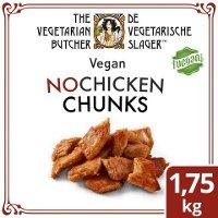 The Vegetarian Butcher No Chicken Chunks - Veganes Geschnetzeltes auf Soja-Basis 1,75kg -